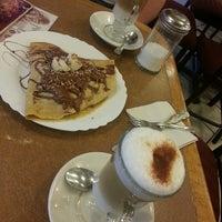 Photo taken at La Victoria café gourmet by Alexis M. on 5/17/2014