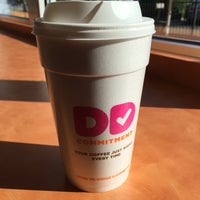 Photo taken at Dunkin' Donuts by Kevin B. on 7/30/2016