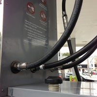 Photo taken at Chevron by Bay Area D. on 12/15/2012
