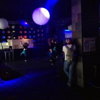 Photo taken at Lux Ultra Lounge by Valarie V. on 8/10/2013