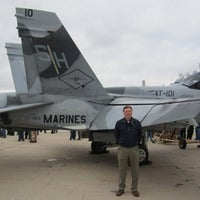 Photo taken at Marine Corps Air Station Miramar by John D. on 5/3/2012