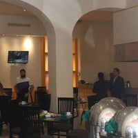 Photo taken at Restaurante La Huerta Café by Ivette C. on 4/2/2016