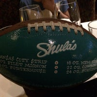 Photo taken at Shula's Steakhouse by Mark P. on 6/24/2015