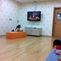 Photo taken at 광양평생문화도서관 by 배금옥 on 8/18/2012