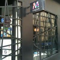 Photo taken at Restaurante Majuga by José Miguel M. on 5/6/2012