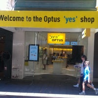 Optus Business Centre Hobart