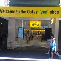 Optus Business Centre Hobart