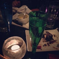 Photo taken at Scholars Inn Gourmet Cafe And Wine Bar by Hanol on 1/1/2014