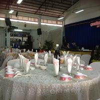 Photo taken at โรงเรียนนวมราชานุสรณ์ จ.นครนายก by เอกภพ เ. on 9/15/2013