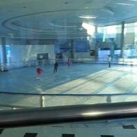 Photo taken at SoHo Square - Playzone + Ice Rink by Jon R. on 1/5/2013