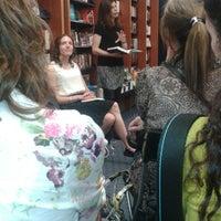 Photo taken at Orell Füssli - The Bookshop by Sonja B. on 5/23/2014