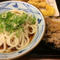 Photo taken at Marugame Seimen by いわん on 8/18/2014