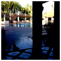 Photo taken at Q House Laddalom Swimming Pool by Alice _. on 7/6/2015