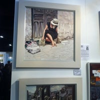 Photo taken at Affordable Art Fair by Chirsty on 10/29/2012