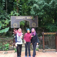 Photo taken at Bukit Nanas Forest Reserve by Ixxatuls on 8/6/2016