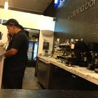 Photo taken at Café Punta Del Cielo by R@Y on 3/7/2013