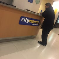 Photo taken at CityExpressMX by R@Y on 12/9/2015
