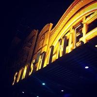 Photo taken at Landmark's Sunshine Cinema by Nadia N. on 11/15/2012
