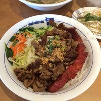 Photo taken at Pho Dau Bo Restaurant by Livia F. on 1/28/2014