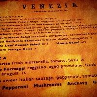 Photo taken at Venezia by Kouros M. on 12/2/2012