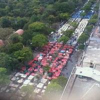 Photo taken at Feira de Artes e Artesanato de Belo Horizonte (Feira Hippie) by Priscilla N. on 9/30/2012
