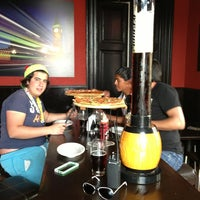 Photo taken at Pizza Mecha by Victor A. on 12/19/2012
