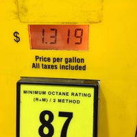 Photo taken at Circle K / Shell by Amy B. on 4/16/2014