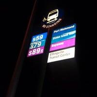 Photo taken at Eltingville Transit Center by Luis G. on 10/12/2013