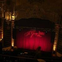 Photo taken at St. George Theatre by Jeff P. on 11/18/2012