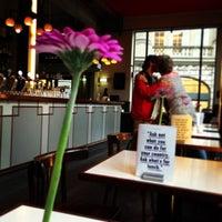 Photo taken at De Balie by Salmaan S. on 6/21/2013