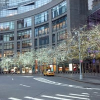 Photo taken at The Shops at Columbus Circle by Melody d. on 12/1/2012