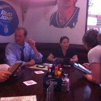 Photo taken at Puck Restaurant & Sports Bar by Theorris B. on 5/10/2013
