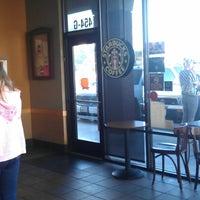 Photo taken at Starbucks by Louis B. on 10/8/2012
