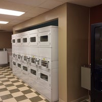 Photo taken at Guest Laundry Room by Janet S. on 11/4/2013
