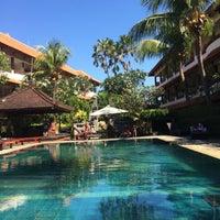 Photo taken at Bakung Sari Hotel by Hye N. on 5/19/2015