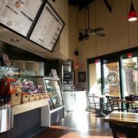 Photo taken at Mustard Cafe by Payam L. on 3/7/2014