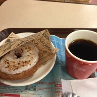 Photo taken at Mister Donut by Yuuri on 6/26/2015