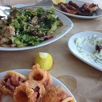 Photo taken at Anargyros by Marianna V. on 7/5/2014