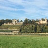 Photo taken at Schloss Albrechtsberg by Martin O. on 10/27/2014