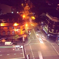 Photo taken at The Sydney Boulevard Hotel by App___ple on 5/5/2013