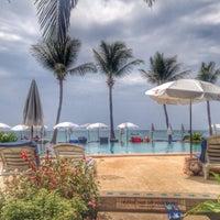 Photo taken at Lanta Casuarina Beach Resort Koh Lanta by Irina M. on 2/18/2015
