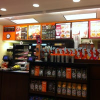 Photo taken at Dunkin' Donuts by Robert R. on 4/18/2013