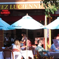 Photo taken at Chez Lucienne by Chez Lucienne on 6/13/2014