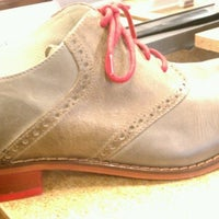 Photo taken at Cole Haan by Ty K. on 10/11/2012