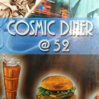 Photo taken at Cosmic Diner by Sean G. on 11/6/2014