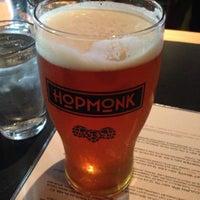 Photo taken at HopMonk Tavern by Liz R. on 4/27/2013