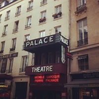Photo taken at Le Palace by Remy J. on 5/5/2012