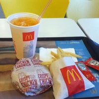 Photo taken at McDonald's by Brian R. on 3/9/2012