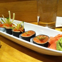 Photo taken at Fish Market Sushi Bar by Paul M. on 2/29/2012