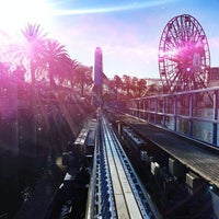 Photo taken at California Screamin' by Johnny L. on 2/23/2013